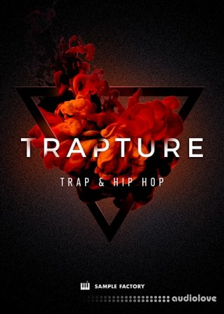 Big Fish Audio Trapture Trap and Hip Hop WAV REX AiFF Stylus RMX KONTAKT