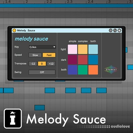 Isotonik Studios MELODY SAUCE Max for Live