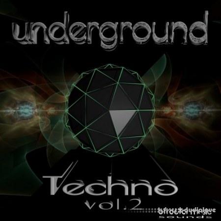 BFractal Music Underground Techno Vol.2 WAV