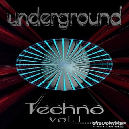 BFractal Music Underground Techno Vol.1 WAV