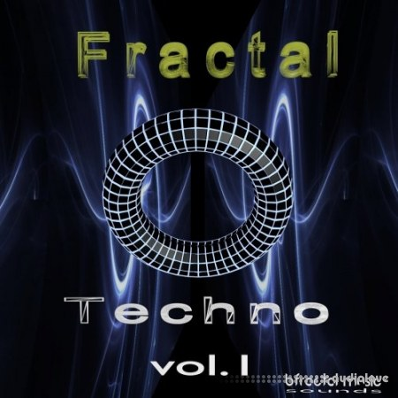 BFractal Music Fractal Techno Vol.1 WAV