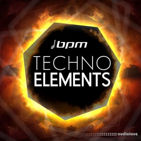BPM Recordings Techno Element WAV