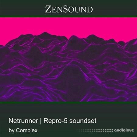 Zensound Netrunner Synth Presets