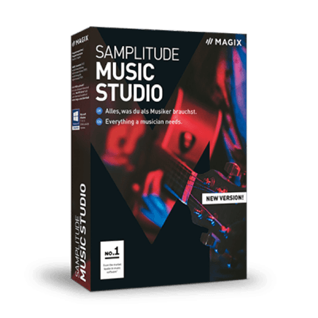 MAGIX Samplitude Music Studio 2019 v24.0.0.36 WiN