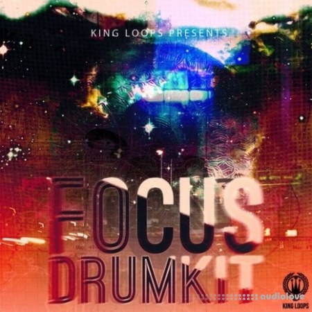 KingLoops Focus Drum Kit Vol.1 WAV