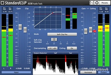 SIR Audio Tools StandardCLIP v1.2.028 CE WiN