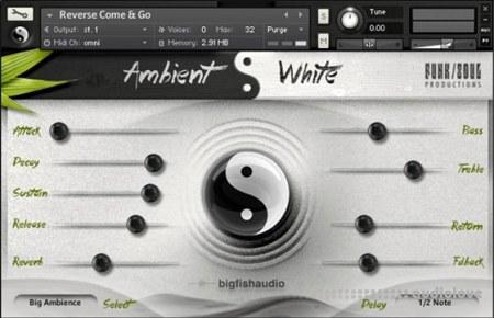 Funk Soul Productions Ambient White KONTAKT