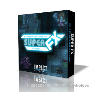Impact Soundworks Super FX Volume 1