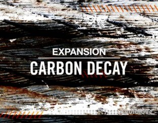 Native Instruments Maschine Expansion Carbon Decay