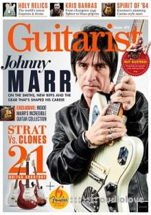Guitarist - July 2018