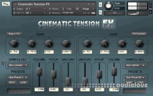 Sampleism Cinematic Tension FX 1