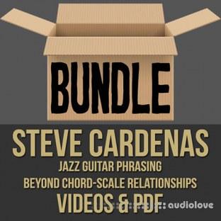 Steve Cardenas Guitar Masterclass Videos 1, 2 & PDF Bundle