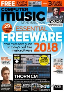 Computer Music Issue 257 July 2018