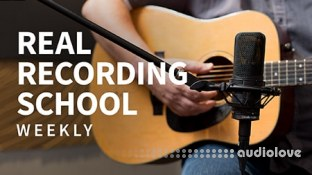 Lynda Real Recording School Weekly with Larry Crane