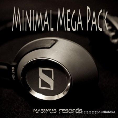 Nasimus Records Minimal Mega Pack WAV