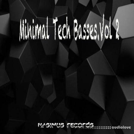 Nasimus Minimal Tech Basses Vol.2 WAV MiDi