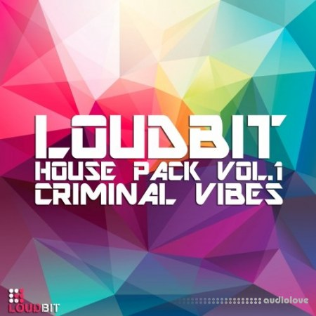 Loudbit Criminal Vibes House Pack Vol.1 WAV