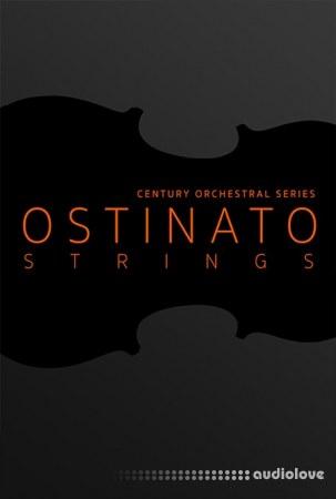 8Dio Century Ostinato Strings KONTAKT