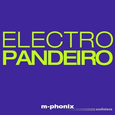 M-Phonix Electro Pandeiro WAV AiFF