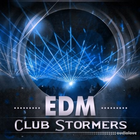 Mainstream Sounds EDM Club Stormers WAV MiDi