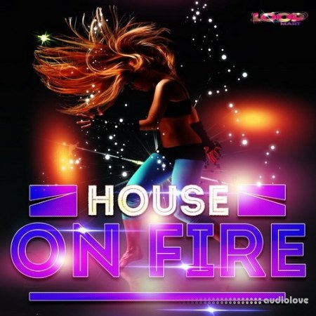 Loop Mart House on Fire WAV MiDi
