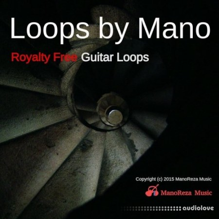 ManoReza Musc Loops By Mano WAV AiFF