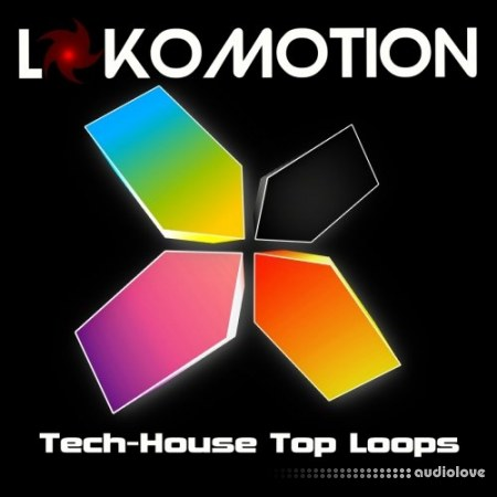 Loko Motion Records Tech-House Top Loops 1 WAV