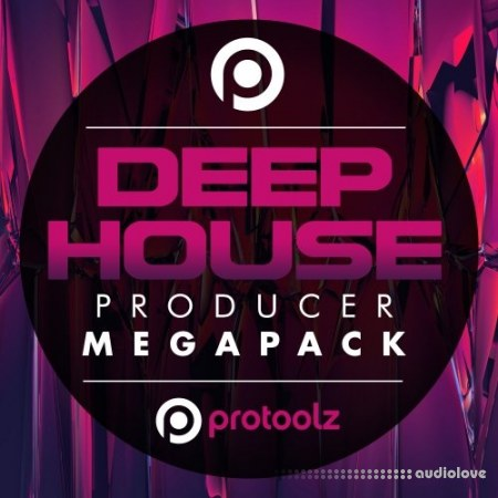 Protoolz Deep House Producer Mega Pack WAV