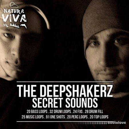 Natura Viva The Deepshakerz Secret Sounds WAV