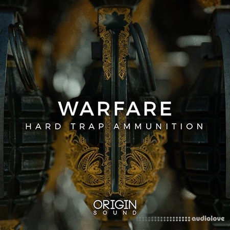 Origin Sound Warfare Hard Trap Ammunition WAV MiDi