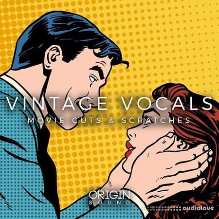 Origin Sound Vintage Vocals Movie Cuts And Scratches WAV