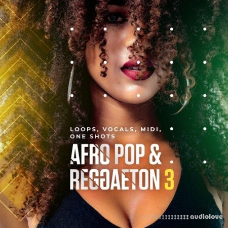 Diginoiz Afro Pop And Reggaeton 3 WAV MiDi