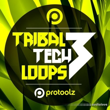 Protoolz Tribal Tech Loops 3 WAV