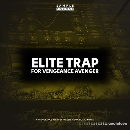 Sample Sounds Elite Trap Synth Presets