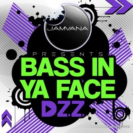 Jamvana Bass In Ya Face WAV Synth Presets