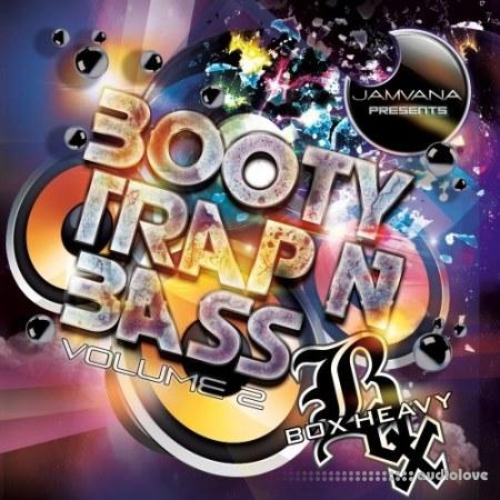 Jamvana Booty Trap N Bass Vol.2 Demo WAV MiDi