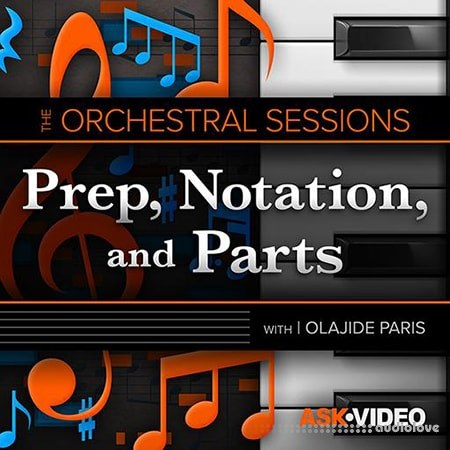 Ask Video The Orchestral Sessions 103 Prepping for Live Recording TUTORiAL