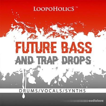 Loopoholics Future Bass And Trap Drops Loops WAV