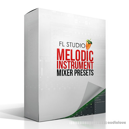 Producer Grind FL Studio Melodic Instrument Mixer Preset Pack FL Studio