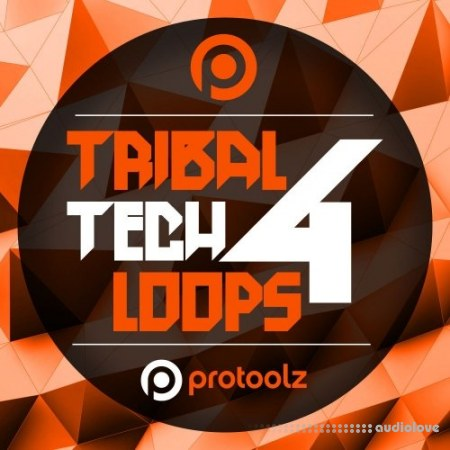 Protoolz Tribal Tech Loops 4 WAV