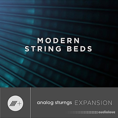 Output Analog Strings Modern String Beds Synth Presets