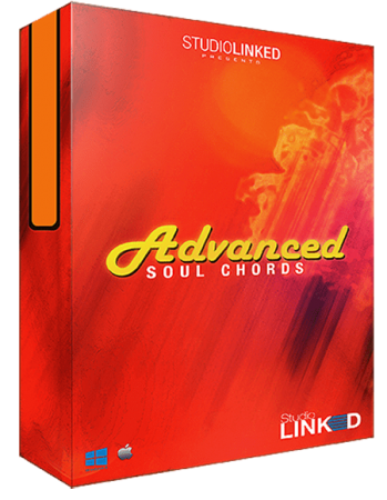 StudioLinkedVST Advanced Soul Chords MiDi