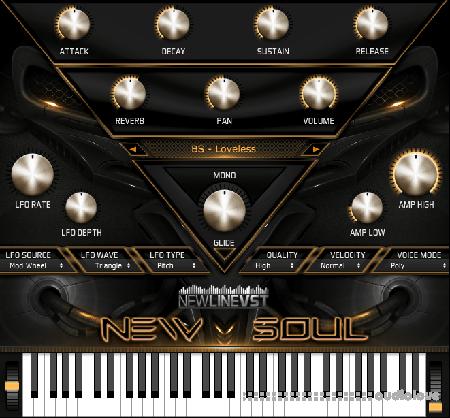 BigWerks New Soul plug-in WiN MacOSX
