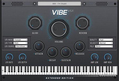Industry Kits Vibe Pro VST Instrument WiN MacOSX