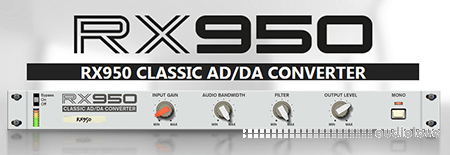 Mathieu Demange RX950 Classic AD/DA Converter v1.0.4 WiN MacOSX
