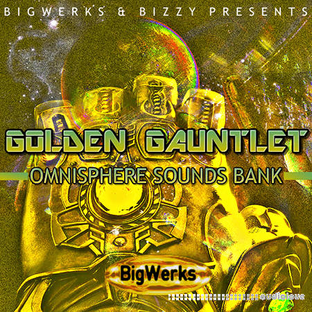 BigWerks Golden Gauntlet Synth Presets