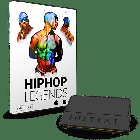 Initial Audio Hiphop Legends VST Expansion HeatUp2 WiN