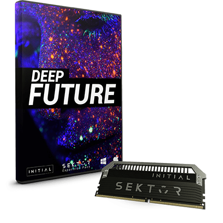 Initial Audio Deep Future SEKTOR EXPANSION Synth Presets