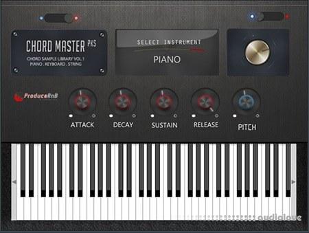 ProduceRnB Chord Master PKS WiN MacOSX