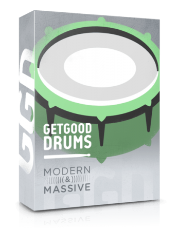 GetGood Drums Modern and Massive Pack KONTAKT